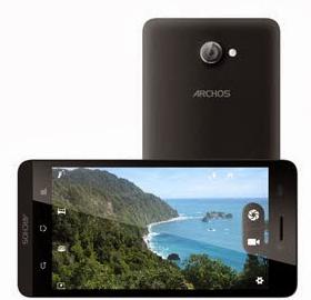 Archos Helium 4G LTE-Enabled Smartphone