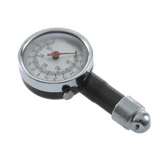 New Dial Tire Tyre Air Pressure Gauge Car Motorcycle