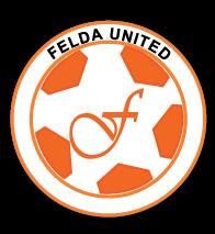 animated spinning felda united fc logo berpusing