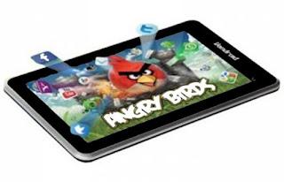 Tablet PC Murah Bersistem Operasi Android Terbaru 2012