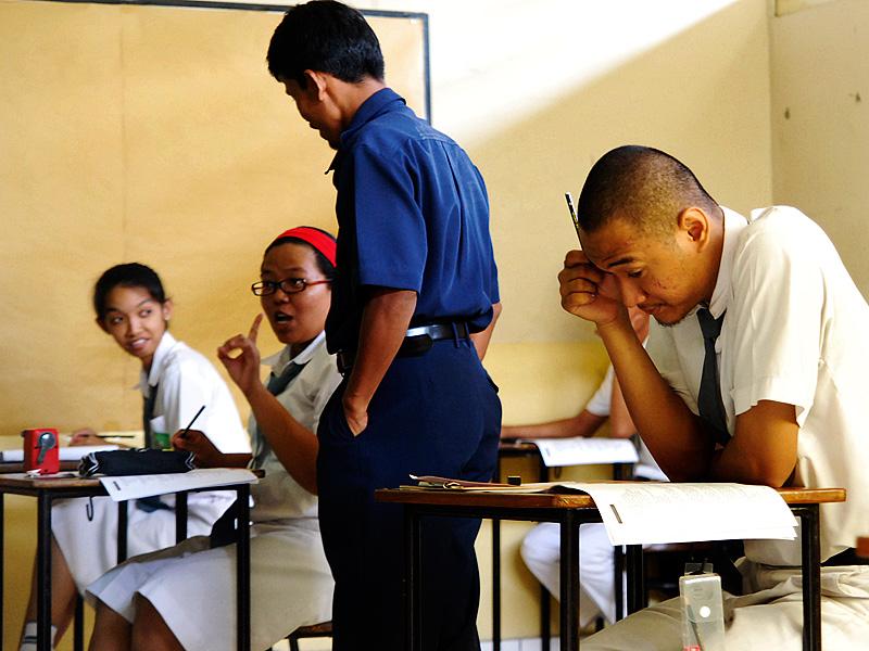 Latihan Soal UN SMP Tahun 2012