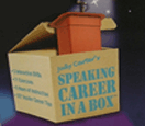 SPEAKING CAREER IN A BOX