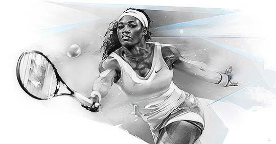 Ilustración y muralismo de deportistas con Alexis Marcou
