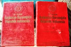 Buku 40 Tahun Angkatan Bersenjata Republik Indonesia Tahun 1985