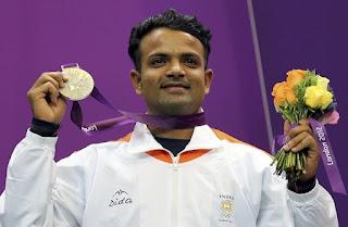 Vijay Kumar Olympics 2012