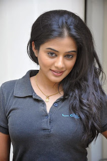 Priyamani in Tight Shirt and Denim jeans at chandi movie Press meet