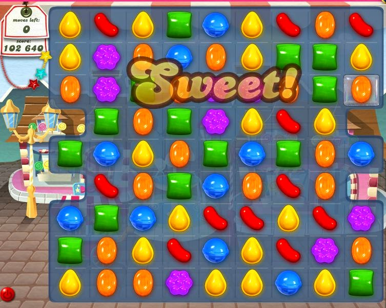 Game Online Candy Crush Saga