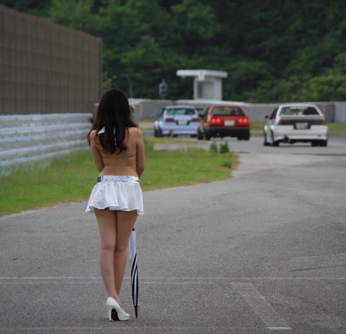 Toyota AE86, samochody i kobiety, zdjęcia, panny