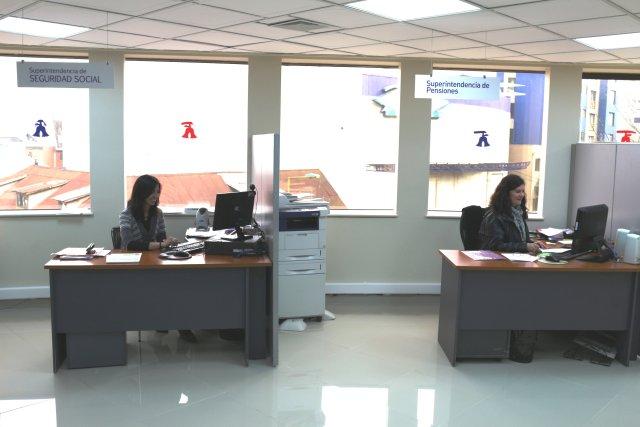 Blog de puerto montt superintendencias de seguridad for Oficinas seguridad social