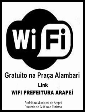 Wi-Fi na Praça.