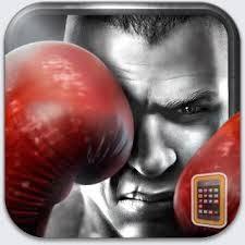 لوجو لعبة  Real Boxing