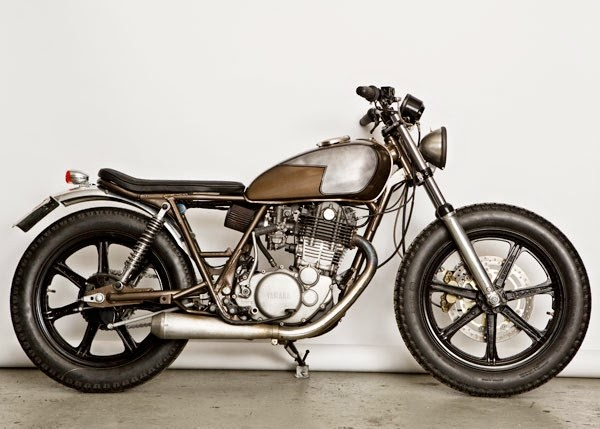 Yamaha Motorcycles Gallery