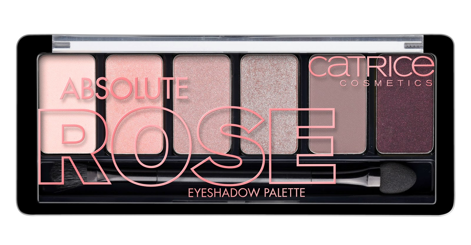 Catrice - Absolute Rose Eyeshadow Palette