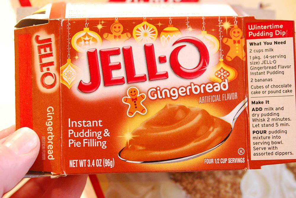 Reverse Jello Cake