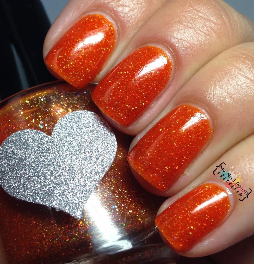 Lumina Lacquer Pumpkin