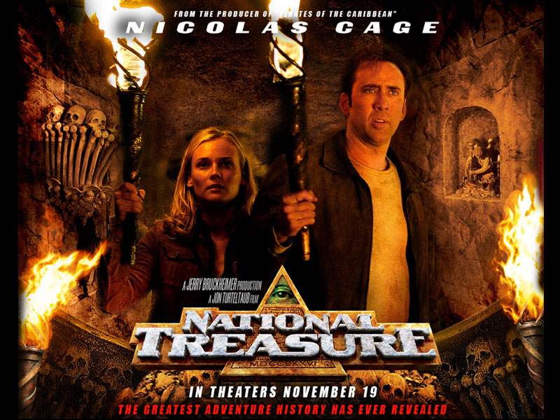 National Treasure (Nacionalno blago) 2004