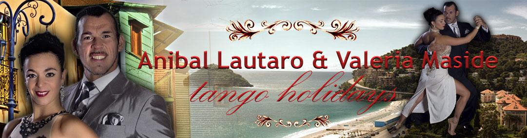 Anibal Lautaro & Valeria Maside - Holidays Tango Week