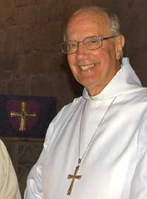 Sermon by Bishop Michael Turnbull from All Saints Patronal Festival - click on picture to hear!