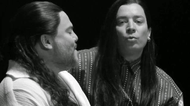 Extreme - More Than Words - Jack Black - Jimmy Fallon
