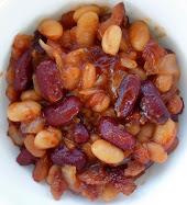 darn good baked beans!