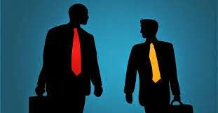 chefe vs. subordinado