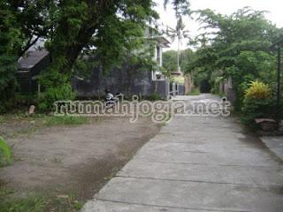 tanah dijual di utara kampus UGM
