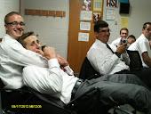 Classroom hijinks