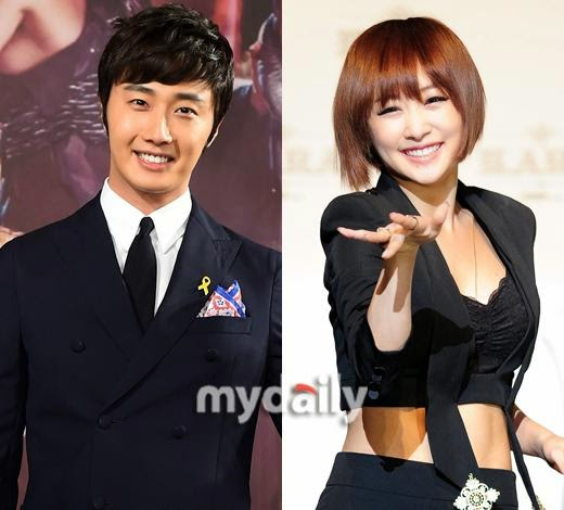 Nicole and actor Jung Il Woo release duet song for 'Night Watchman′s Diary' OST