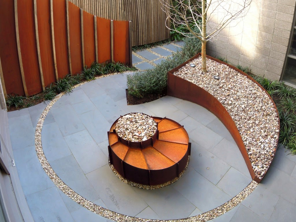 Donu0027t Hesitate To Contact Us If Youu0027d Like To Incorporate Some Corten Steel  Into Your Own Garden Project!