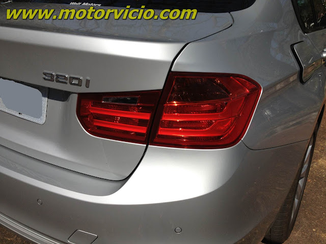 BMW 320i 2.0 Modern Turbo 2013