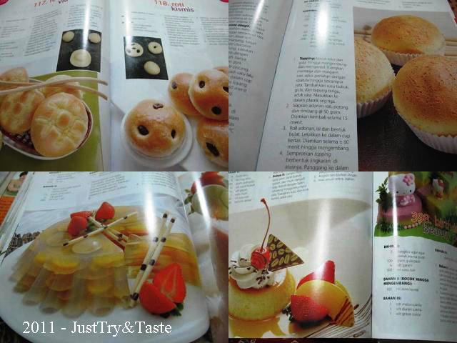 Book's Review - 500 Resep Kue & Masakan: Koleksi Kursus Masak Ny. Liem