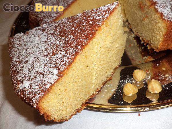 torta 7 vasetti alla nocciola