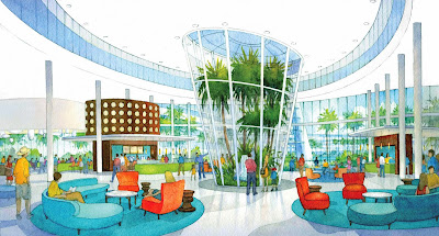 Universal goes Mid-Century with Cabana Bay
