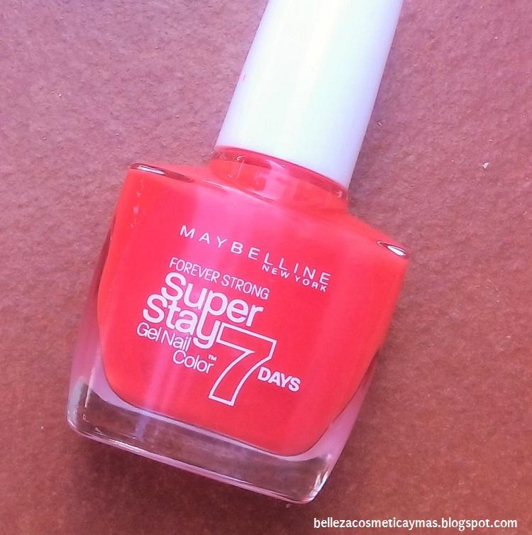 Esmalte de uñas Maybelline Superstay 7 days ¿realmente dura 7 días ...