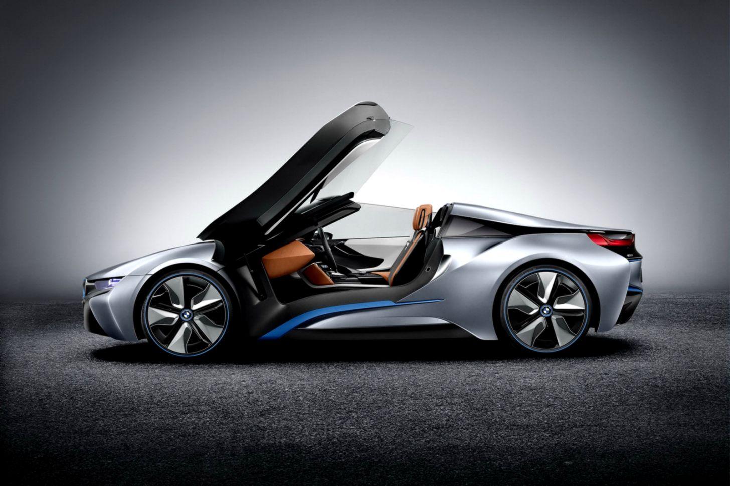 BMW i8 Concept Spyder   Diseno art