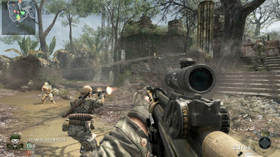 Call of Duty Black Ops 1 Full Version PC Game