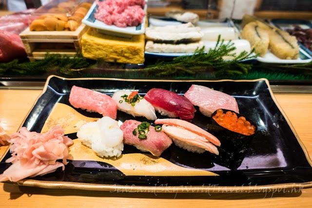 江戶前松喜sushi