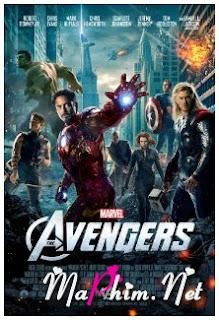 Phim The Avengers ( Siêu Anh Hùng Báo Thù )