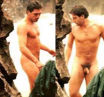 Famosos Al Desnudo