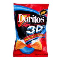 Totally Awesome: Fantastic foods, you left us too soon. 3d Doritos