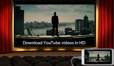 YouTube Downloader app for Nokia N8