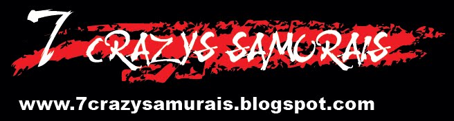 7 Crazy Samurais