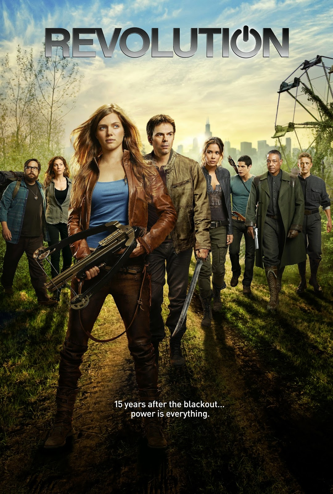 Revolution – Todas as Temporadas Dublado / Legendado (2012)