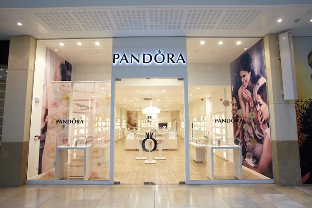 Pandora concept store cardiff