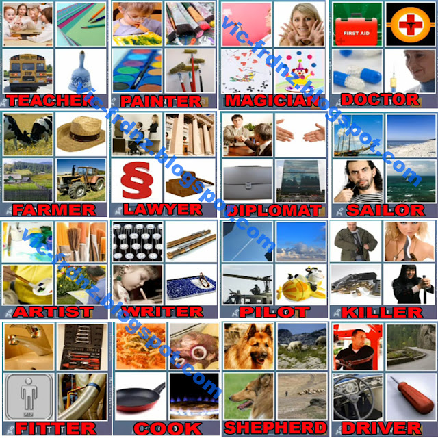Images for Four Pictures One Word Answers 8 Letters