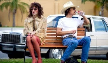 Jared Leto and Matthew McConaughey star in DALLAS BUYERS CLUB