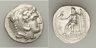 Antik Greek Sikkeleri