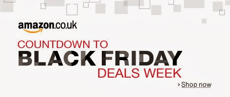 Amazon Black Friday Deals Start from November 25th, 2013