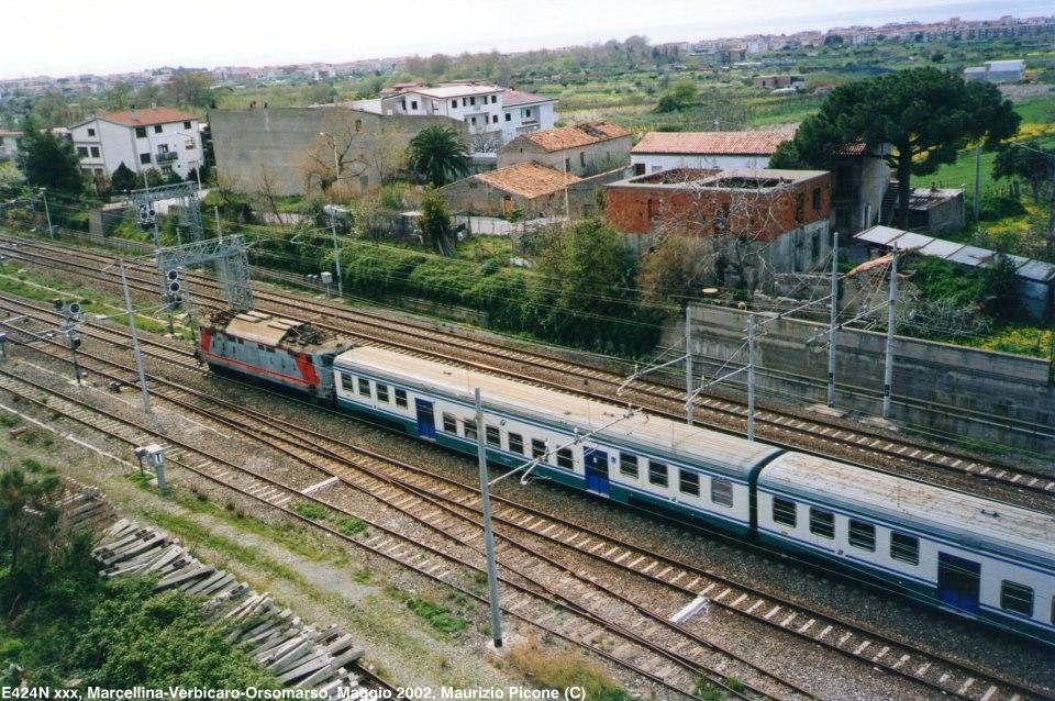 Treni Da Cosenza A Villa San Giovanni