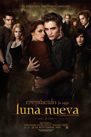 Poster The Twilight Saga: New Moon 2009
